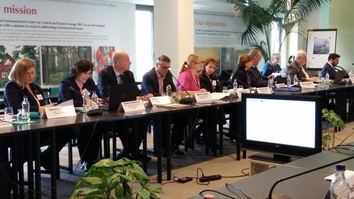 În perioada 1-2 martie 2017, se desfășoară la Szentendre (Ungaria), la sediul Regional Environmental Center for Central and Eastern Europe (REC), sedința (kick off meeting) pentru demararea implementării proiectului  intitulat JOINTISZA, precum și pr